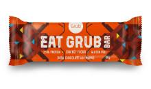 Eat Grub Bar - Dark Choc & Mango made with cricket four