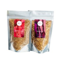 Edible worm pack
