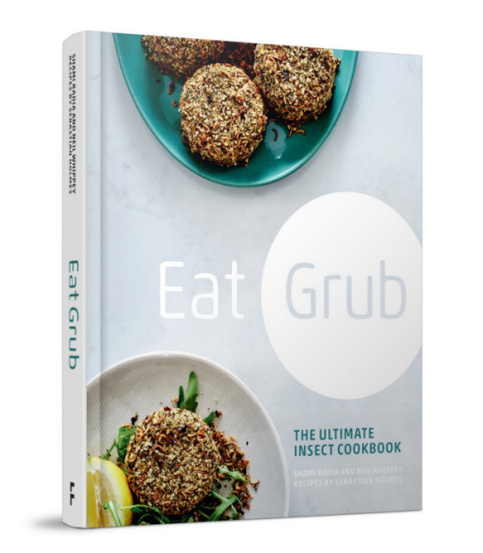 Eat grub the ultimate insect cook book eat grub forumfinder Images